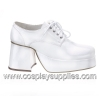JAZZ-02 White Patent